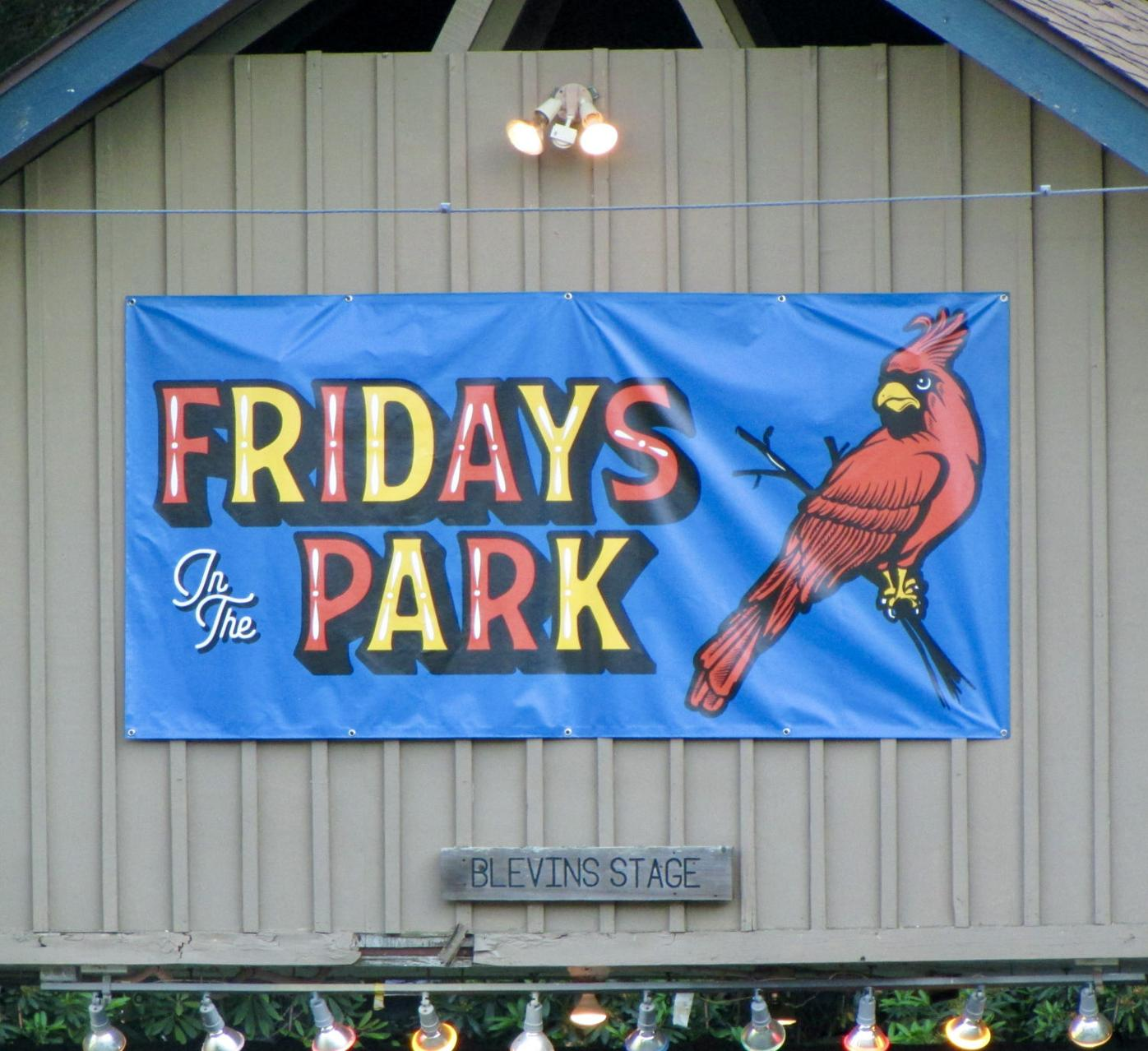 Friday's in the Park 6/19