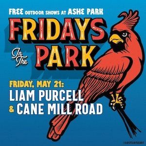 Liam Purcell & Cane Mill Road May 21