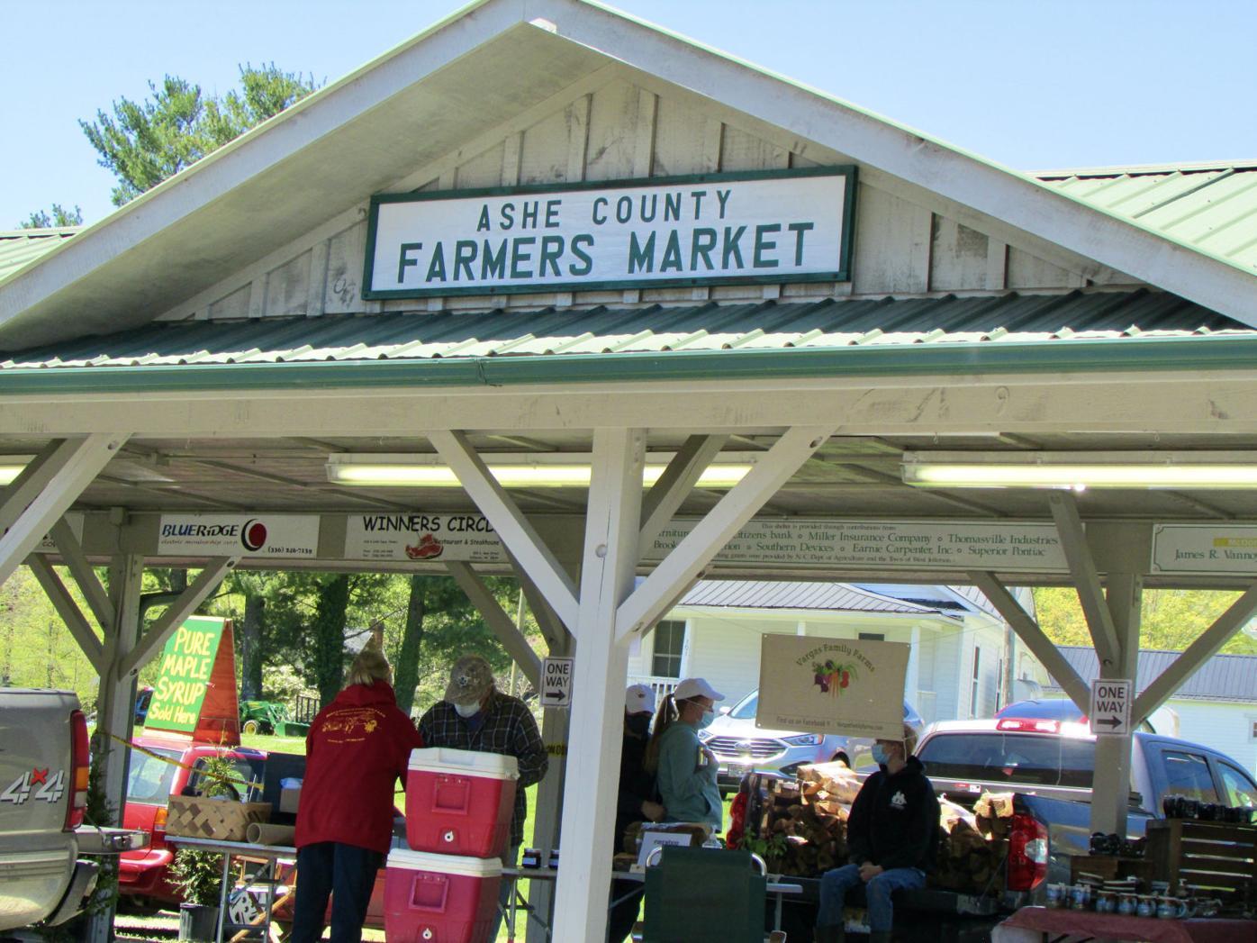 Farmers Market 2021 opening 2