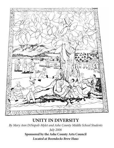 """""""Unity in Diversity"""""""