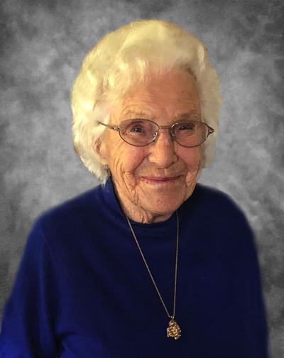 Hazel Ruth Stringer Bare
