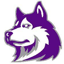 ACHS Huskies logo