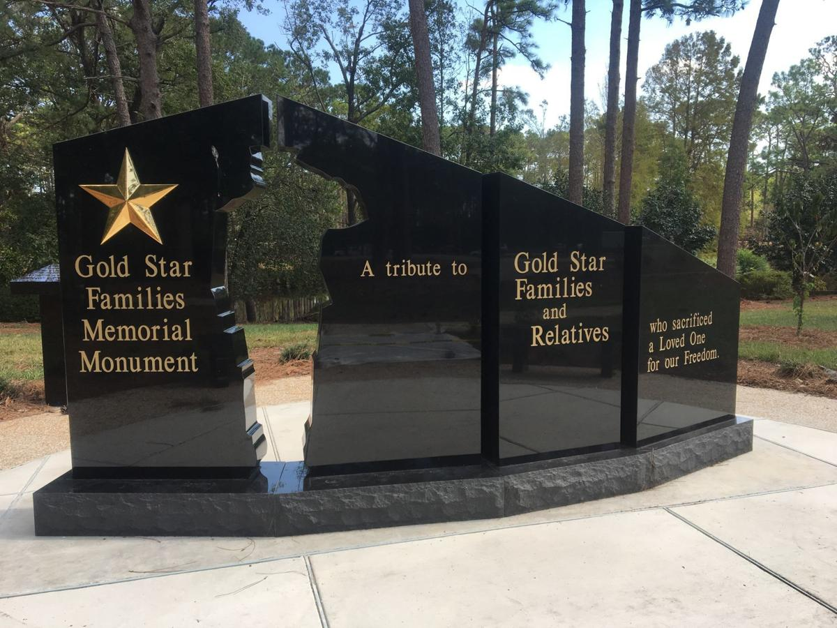 Gold Star Monument