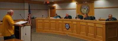 Ashe County Planning Board July 18
