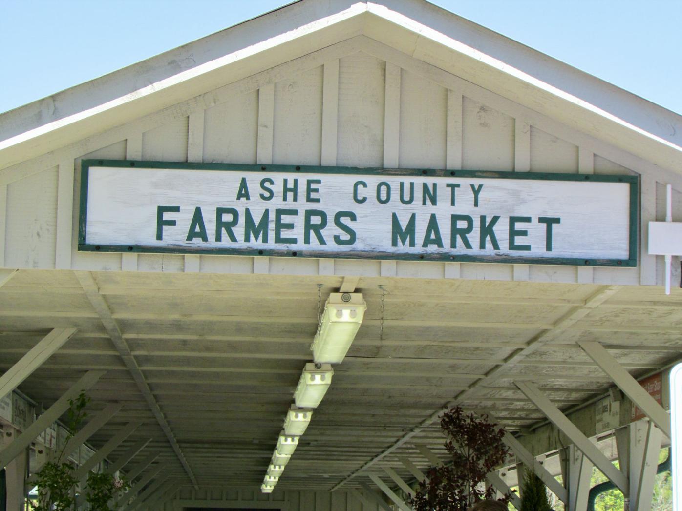 Farmers Market 2021 opening