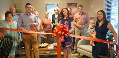 New River Family Wellness ribbon cutting