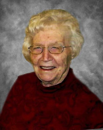 Clarice Beryl Wiles Weaver