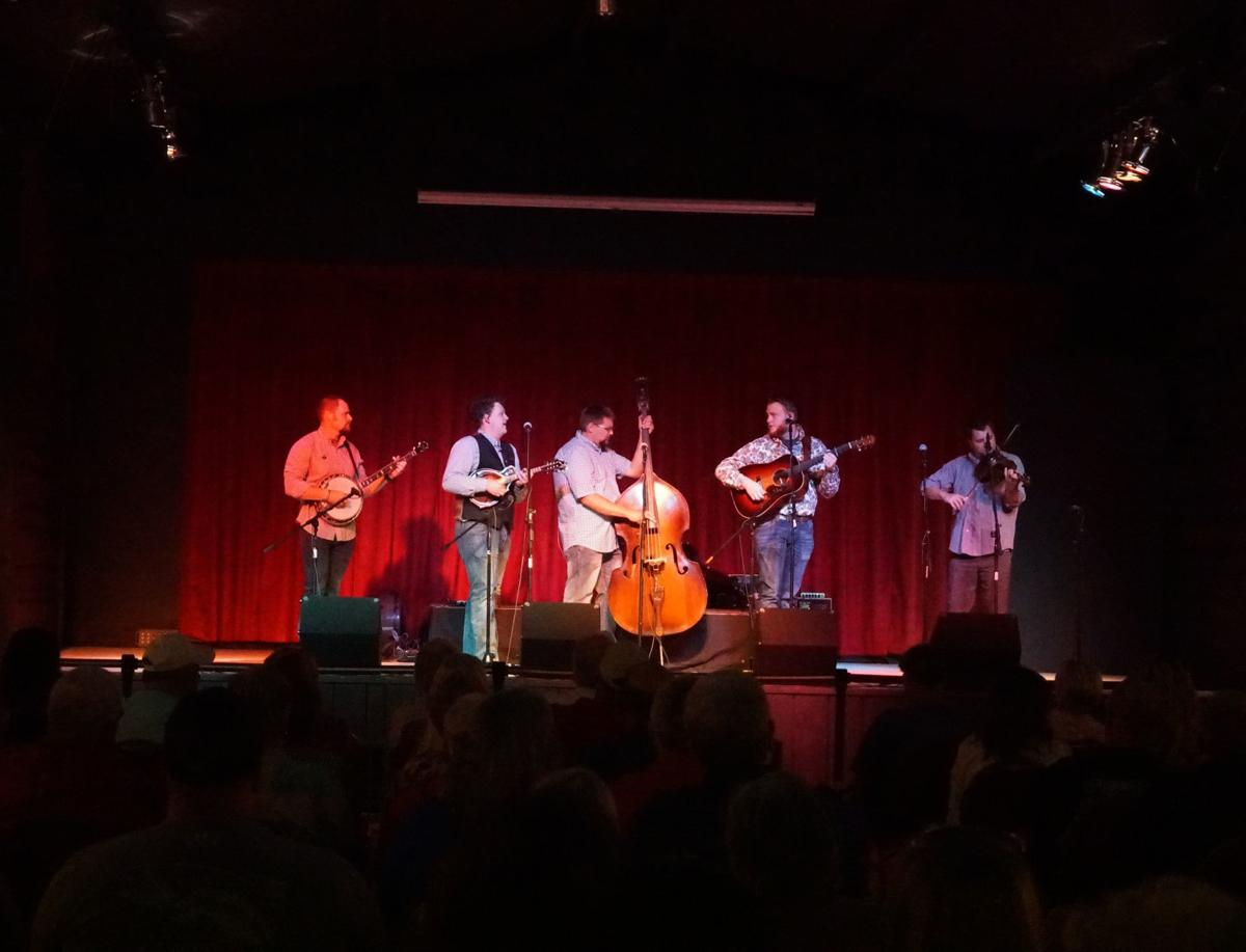 ClayBank performs at Blue Ridge Theater