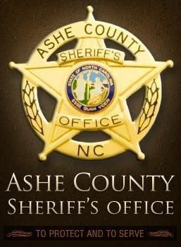 Ashe County Sheriff's Office logo