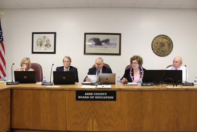 Ashe County Board of Education