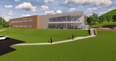 WCC Ashe Campus expansion rendering