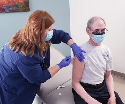 First COVID-19 vaccines administered at Watauga Medical Center
