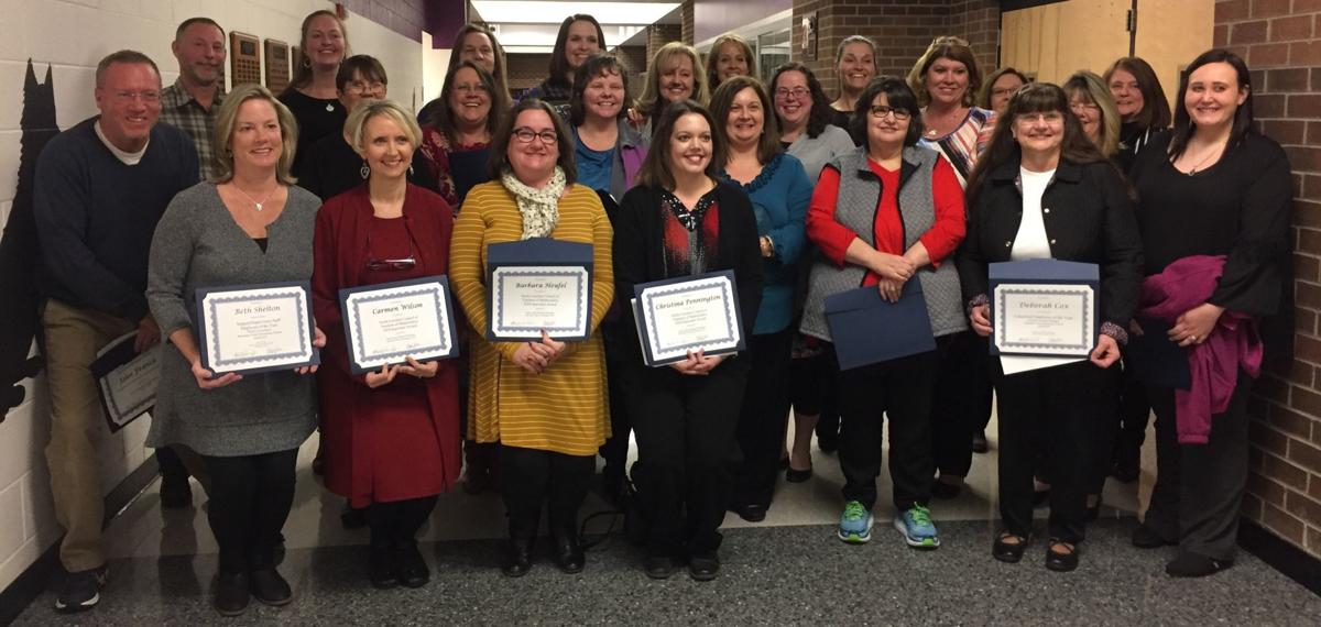 Ashe County Schools teachers and faculty