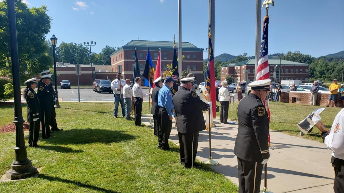 Ashe County Honor Guard