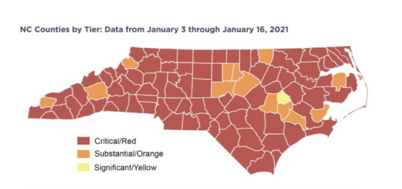 NC Map Covid 2/2