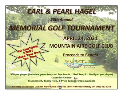 25th Annual Hagel Golf Tournament
