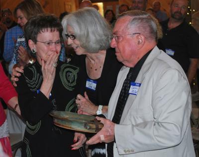 Calvin and Katrina Miller award