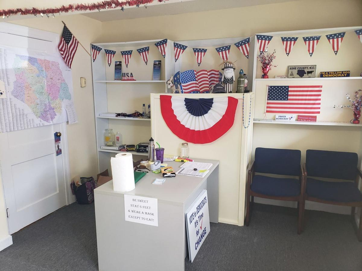 new dems office