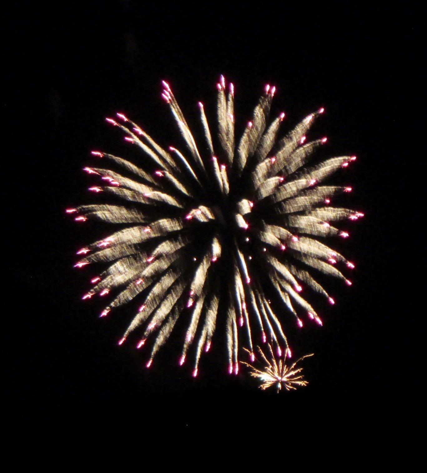 July 4 Fireworks 4