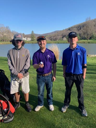 ACHS Golf, Jake Patton