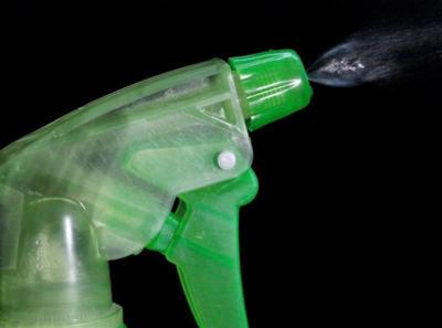 Treat all garden chemicals with care