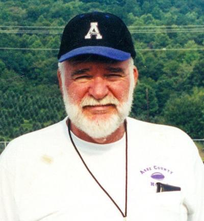 """John Edwards """"Coach"""" Watts"""