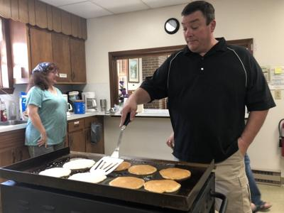 Odd Fellows pancake breakfast