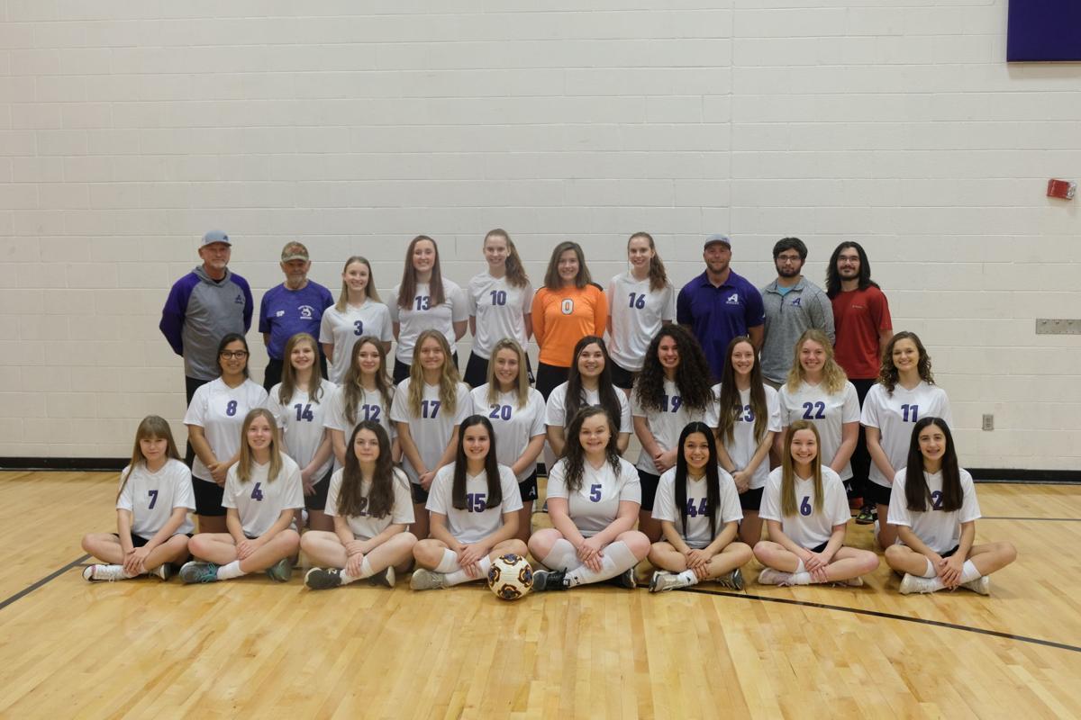 2020 girls' soccer