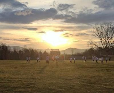 ashe county parks & rec soccer field