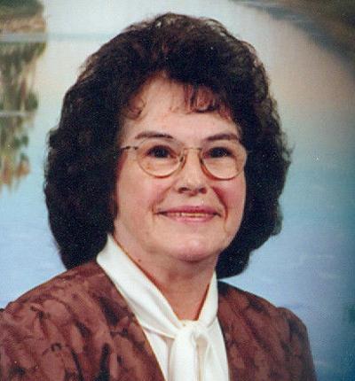 Nancy Louise Woodie Black