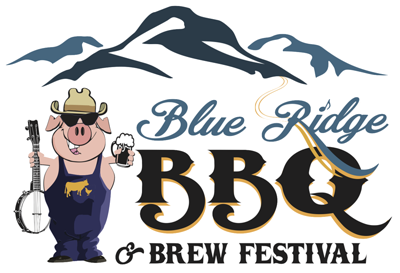 Blue Ridge BBQ & Brew Festival Logo