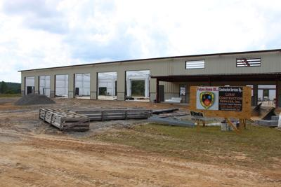 Fleetwood Fire Department progress