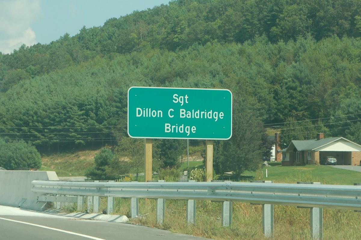Sgt. Dillon C. Baldridge Bridge