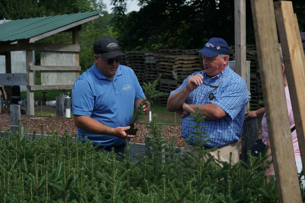 Ashe Agriculture Tour