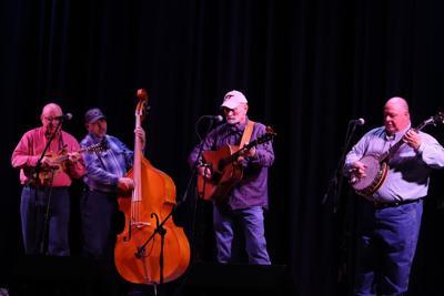 Cabin Creek Bluegrass Band