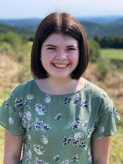 Lily Calhoun of Carson-Newman Dean's List