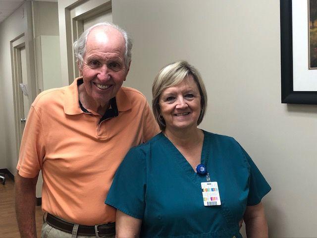 Dr. Miller and Cockerham
