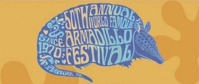 50 Years Of Armadillo Fun