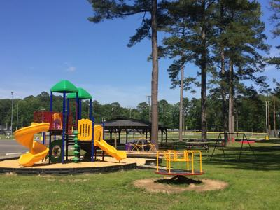 Norman Park Playground Equipment