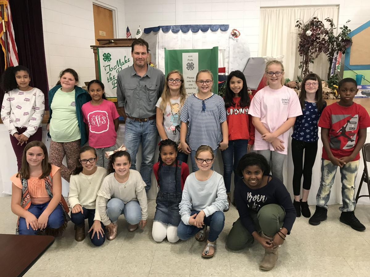 Portland's 4H Elects Officers