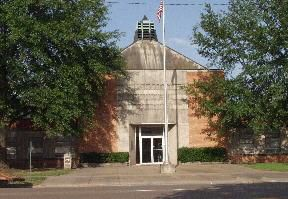 Crossett Municipal Building