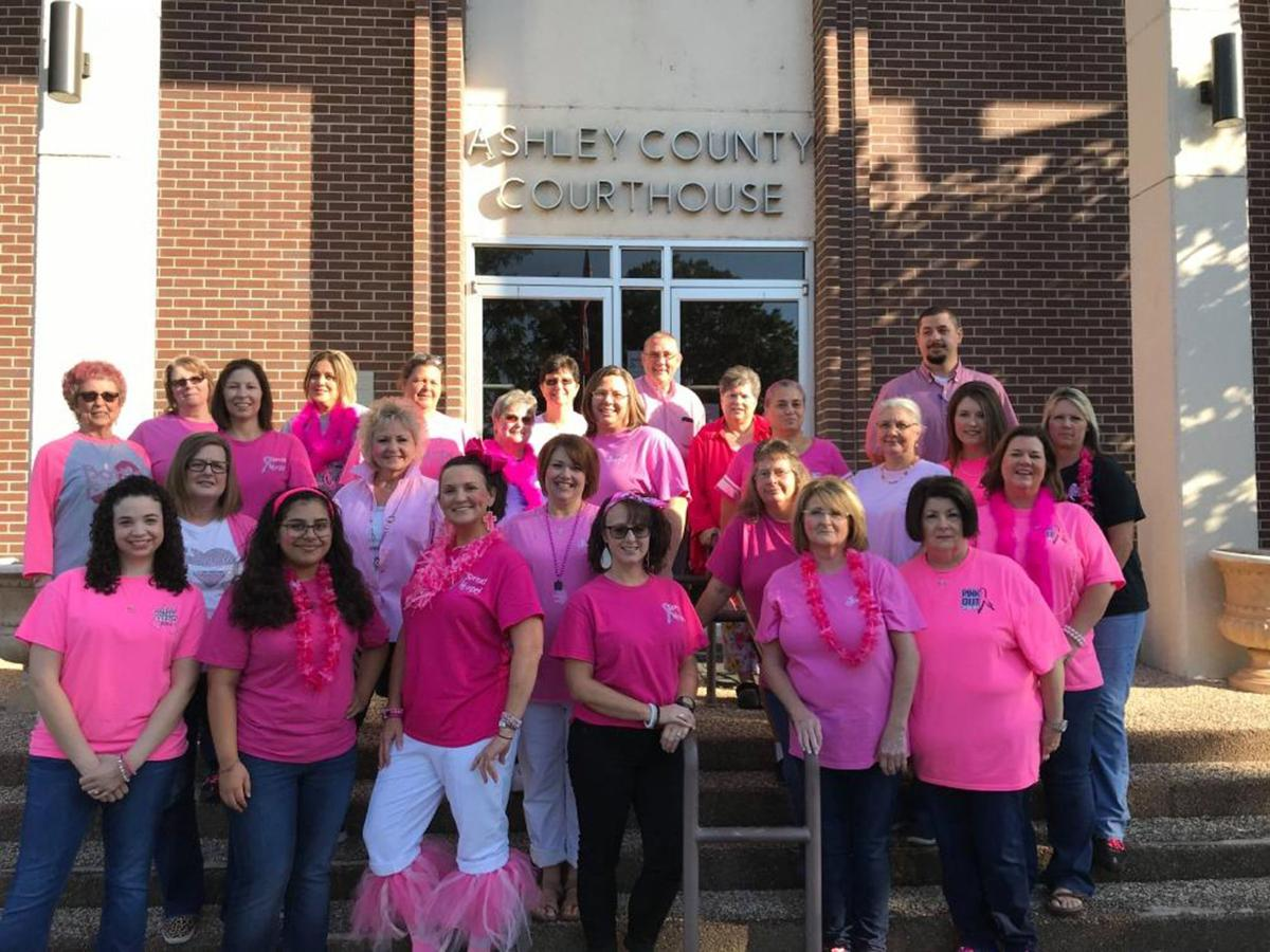 Pink Out Day in Hamburg
