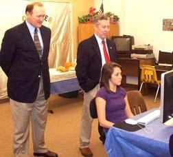 EAST Holds Open House