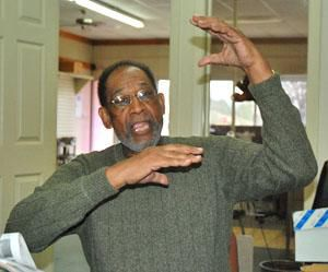 OBU Honors Robert Cornelius; He Broke Color Barrier in AIC