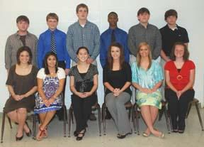 National Honor Society Inducts 24 New Members October 6