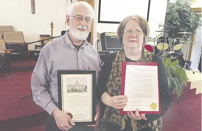 Phillips honored for contributions to Gospel music
