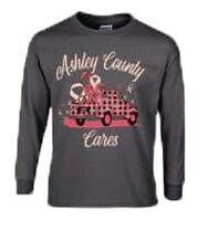 Ashley County Cares shirt