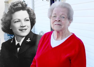 Summers served WWII war effort as female member of U.S. Navy