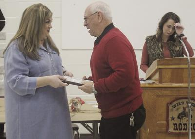 Chamber banquet honors volunteers, businesses and organizations