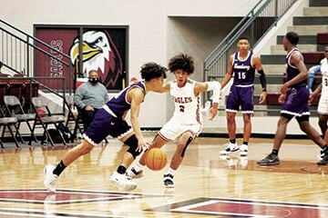 Eagles beat Lions in double overtime